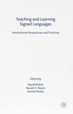 Book: Teaching and Learning Signed Languages