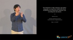 GER-Sign Languages: Empirically based foundations for grammatical, pragmatic and sociolinguistic Descriptors