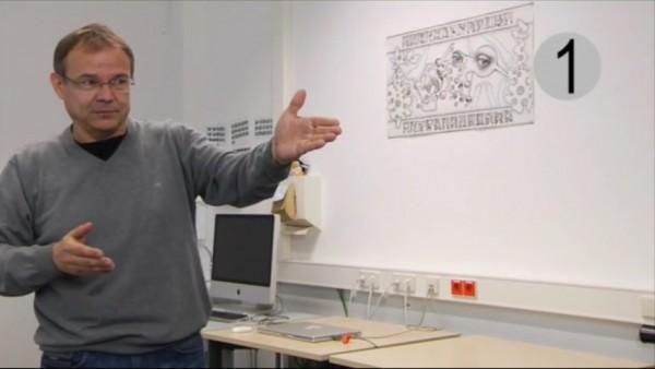 Giving Feedback on Learning Progress (using Cartoons) (DGS)