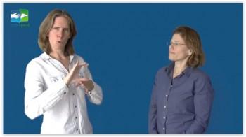 CEFR assessment for parents of deaf children (Int. Sign)
