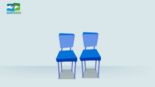 Chair - two