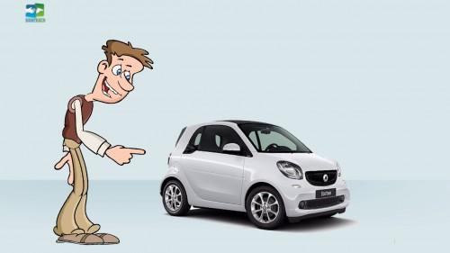 man - car - small