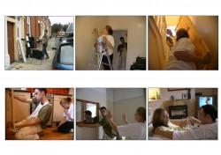 Photo story teaching materials