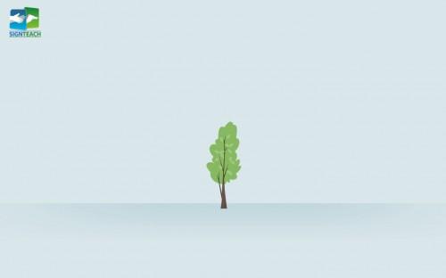 Tree - far