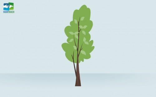 Tree - one